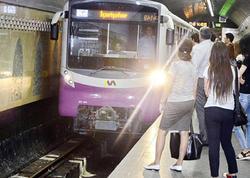 """Rusiyanın """"Metrovaqonmaş"""" şirkəti 5 vaqondan ibarət ilk metro qatarını Bakıya yola salıb"""