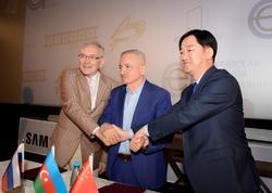 Vaqif Mustafayev Honkonq Televiziyasının müşaviri təyin olundu - FOTO