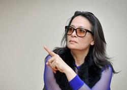 """Mehriban Xanlarova """"Maşın"""" şoudan getdi? - VİDEO"""