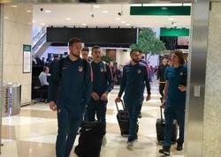 """Madridin """"Atletiko"""" klubu Bakıya gəlib"""