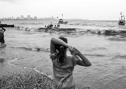 Fotoqrafın məhəbbətlə dolu Mumbay şəkilləri - FOTO