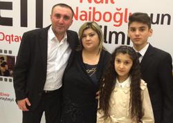Nail Naiboğlunun xanımı vəfat etdi - FOTO
