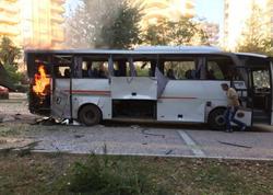 Türkiyədə partlayış - Çox sayda yaralı var - VİDEO - FOTO