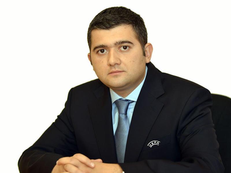 AFFA rəsmisi Çempionlar Liqasının oyununa təyinat aldı
