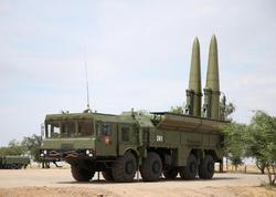 """Rusiya yeni """"İsgəndər"""" raketlərini sınaqdan çıxardı"""