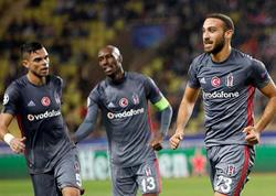 """""""Beşiktaş"""" Fransa səfərindən alnıaçıq qayıdır - ViDEO - FOTO"""
