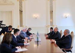 Prezident İlham Əliyev Polşanın xarici işlər nazirini qəbul etdi - FOTO