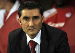 """Valverde """"qızıl top""""dan danışdı"""