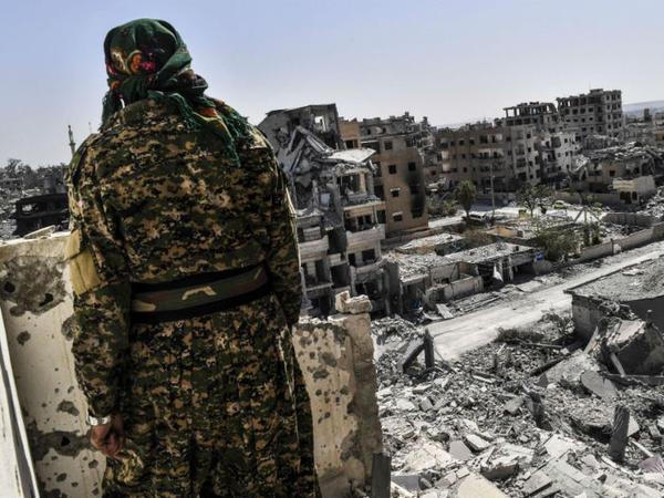 """İŞİD """"paytaxt""""ı uğrunda ölənlərin sayı açıqlandı - VIDEO"""