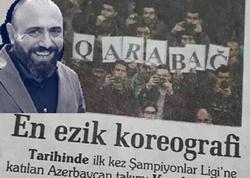 """Məşhur yazar """"Qarabağ""""ı təhqir etdi: xəbər silindi - FOTO"""