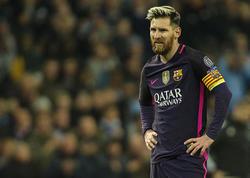 """Messi """"qol+pas"""" sistemi ilə 500 xal toplayıb"""