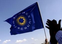 Gürcüstanda yerli idarəetmə orqanlarına seçkilərdə hakim partiya qalib gəlib