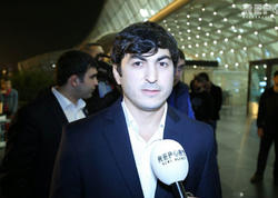 """Baş məşqçi: """"Demək olar ki, qızıl medalımızı əlimizdən aldılar"""" - MÜSAHİBƏ"""
