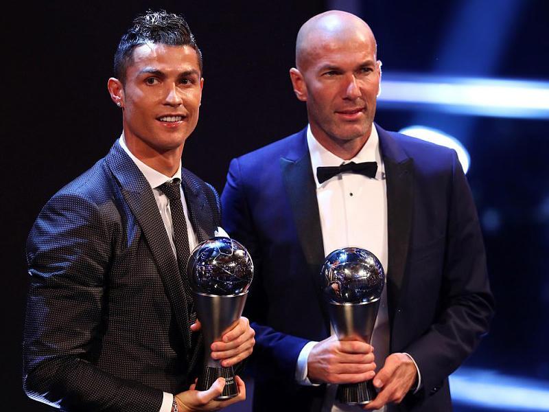 Kriştianu Ronaldu ilin ən yaxşı futbolçusu seçildi -