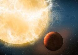 Planetləri udan qatil ulduz aşkarlandı - VİDEO - FOTO
