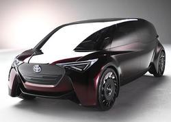 Toyota hidrogenli konsept təqdim etdi - FOTO