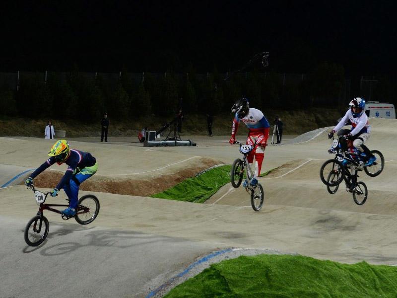 BMX növü üzrə Dünya sınaq yarışı başa çatdı
