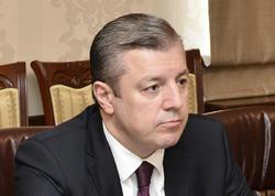 Gürcüstanın Baş naziri Azərbaycanda gəldi