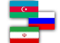 Azərbaycan, İran və Rusiya elektroenergetika sistemlərinin birləşdirilməsi müzakirə edilib
