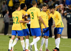 Braziliyanın mundialda geyinəcəyi forma - FOTO
