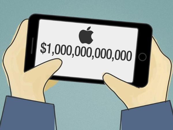 Apple-in dəyəri 1 trilyon dollara çata bilər