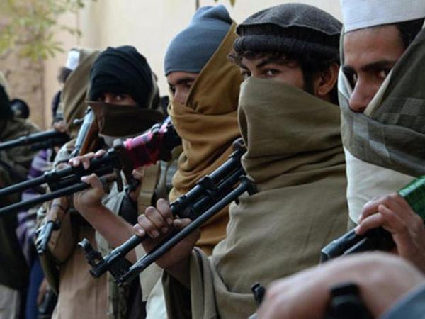 Talibanın anbarlarından İran silahları çıxdı