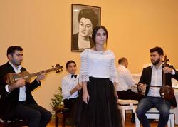 Şövkət Ələkbərovanın 95 illik yubileyi ilə əlaqədar konsert