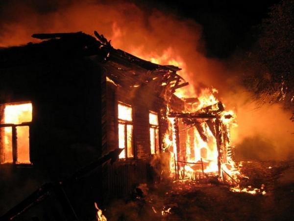 Rusiyada ev yanıb, 3 uşaq yanaraq ölüb