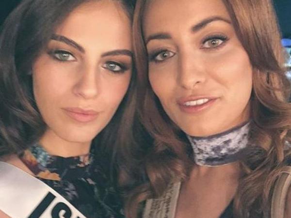 Miss İraq və Miss İsrail qalmaqal yaratdılar
