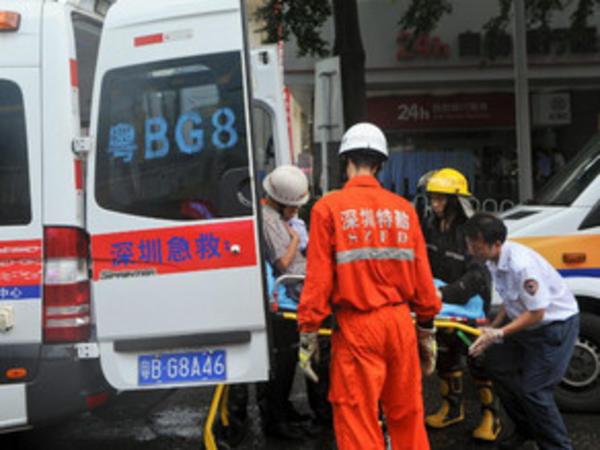 Çində baş vermiş güclü yanğında 19 nəfər həlak olub