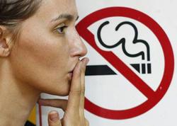 Azərbaycanda daha bir neçə yerdə tütün qadağan edildi