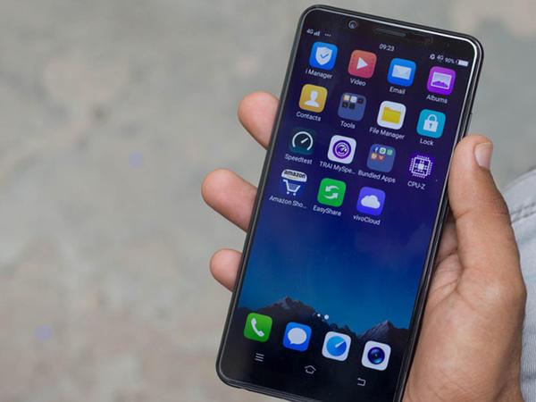 Vivo V7 smartfonu istifadəçini sifətinə görə tanıyacaq