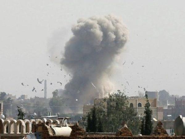 Yəməndə hava zərbələri nəticəsində 11 dinc sakin ölüb
