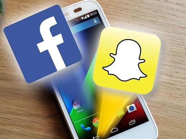 Snapchat Facebook-dan nə ilə fərqlənir?