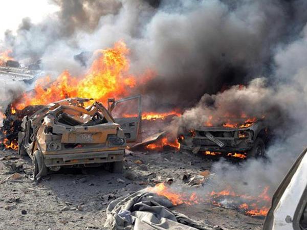 İraqda terakt: 5 nəfər ölüb, 16 yaralı var