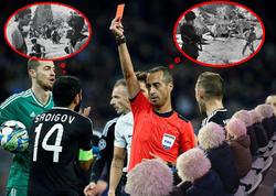 """""""Qarabağ""""a Kələntər ŞOKU - <span class=""""color_red"""">Stadionu ayağa qaldıran uşaq - VİDEO - FOTO</span>"""