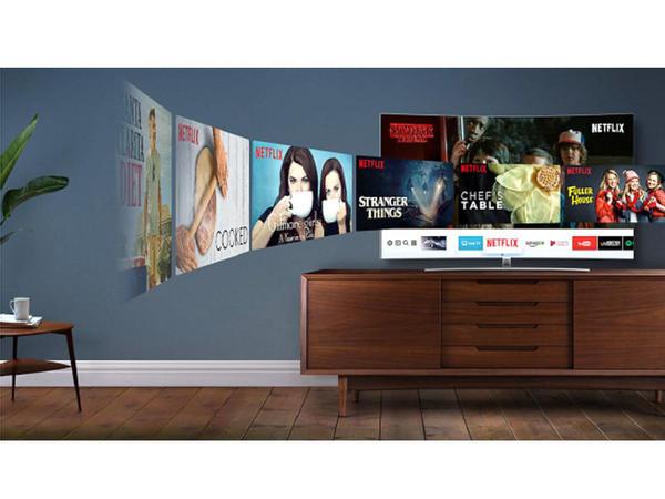 Samsung Smart Hub - əyləncə dünyası indi televizorunuzda