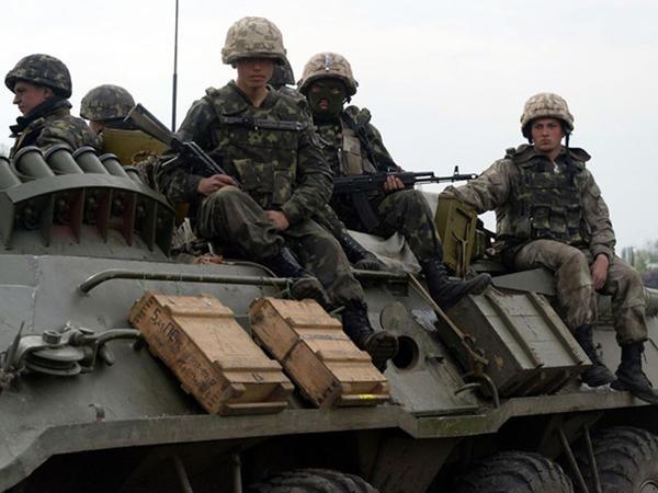 Hərbçilərə bığ və saqqal saxlamağa icazə verildi - Ukraynada