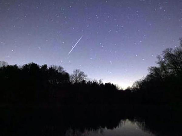 Meteorun düşməsi qorxudub - VİDEO