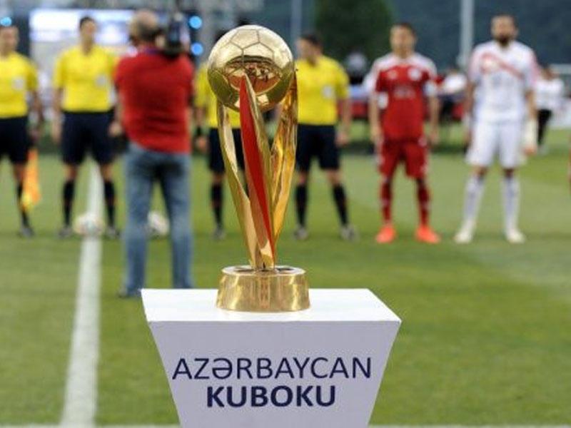 Azərbaycan Kuboku: 1/8 final mərhələsinin proqramı açıqlandı