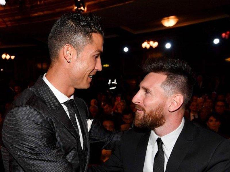 """Messi: """"Ronaldu ilə dost olacağıma inanmıram"""""""