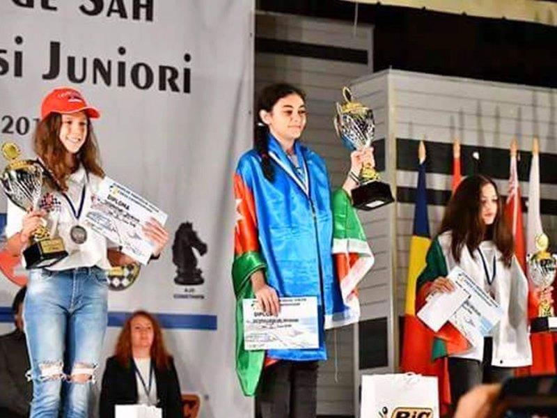 Azərbaycanlı şagird beynəlxalq turnirin qalibi oldu -