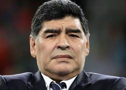 """Maradona: """"Onları pula qənaət etmək üçün ölümə göndərdilər"""" - VİDEO - FOTO"""