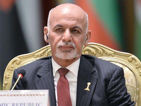 Əşrəf Qəni yenidən prezident seçildi