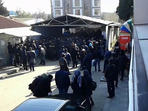 """12 min manatla İrana keçdi, """"ağ ölüm""""lə geri qayıtdı - FOTO"""