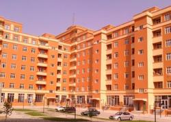 Ölkədə istismara qəbul olunmamış çoxmənzilli binaların sayı açıqlandı