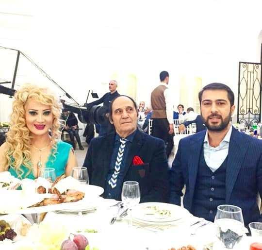 Manaf Ağayevin oğlunun qadağalı toyundan - VİDEO - FOTOLAR