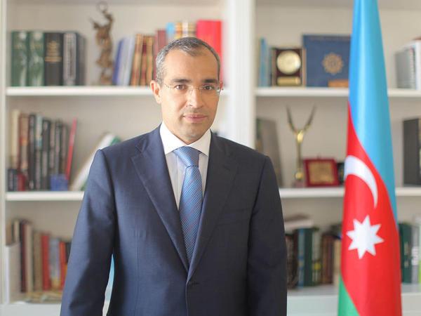 Mikayıl Cabbarov İqtisadiyyat naziri təyin edildi - SƏRƏNCAM