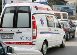 Bakı-Oğuz yolunda turistləri aparan avtobus qəzaya uğradı