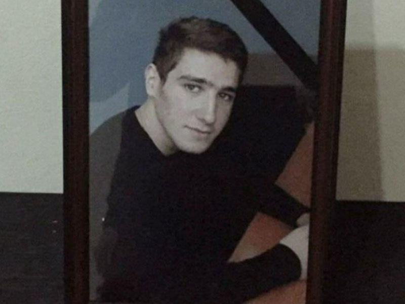 Bakıda tələbənin dəhşətli taleyi - Futbola baxandan sonra öldü